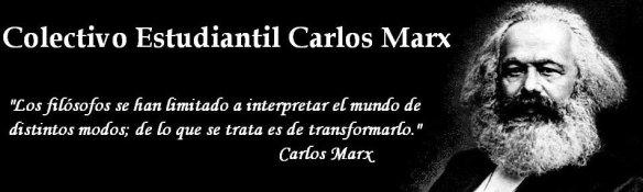 Colectivo Estudiantil Carlos Marx