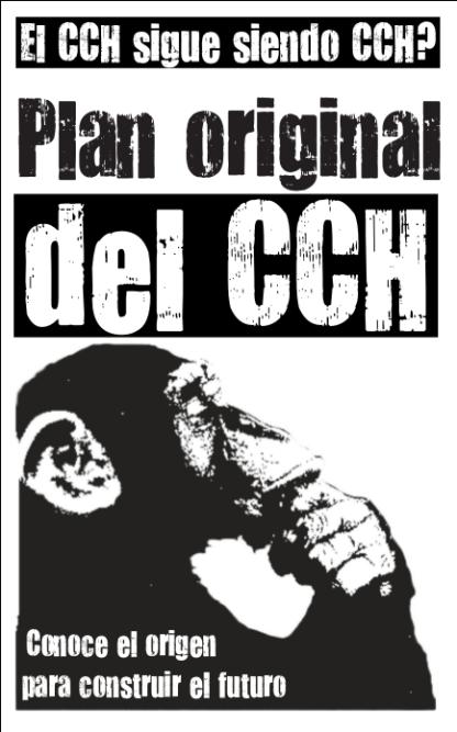 Plan Original del CCH